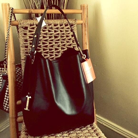 6dc73b9a David Jones Bags | Nice Black Handbag By | Poshmark