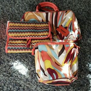 Missoni Accessories - NWT Missoni Travel Collection