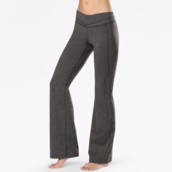 78d2a5c898 Lucy Pants | Powermax Hatha Yoga Pant In Asphalt Heather | Poshmark