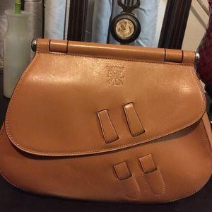 Ralph Lauren  cross Body leather handbag.