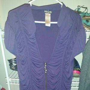 Baby Phat Purple Dress
