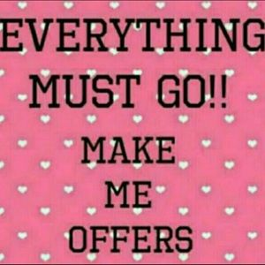 Other - EXCEPTING ALL OFFERS .. Today Only !!