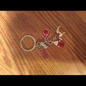 Coach keyfob Style 92114 w/o tag . Authentic