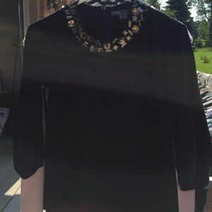 FLASH SALEVince sweater dress with gems