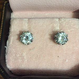 Juicy Couture Princess earrings