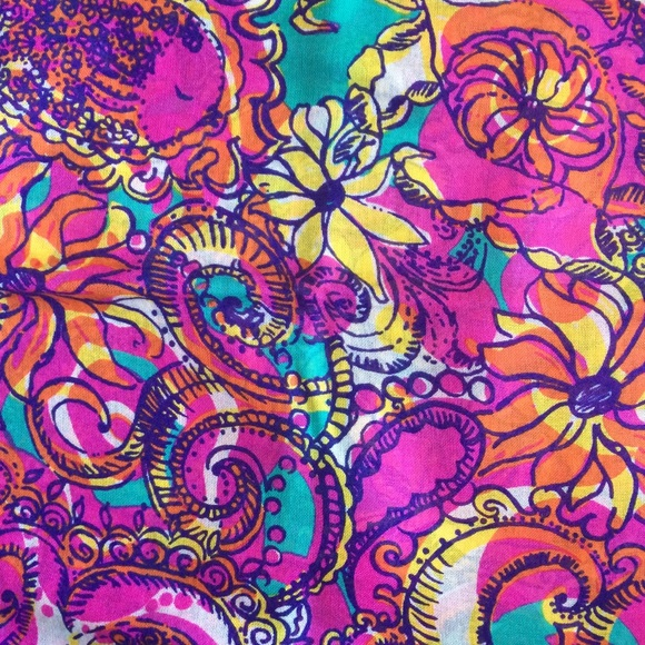 lilly pulitzer accessories sold sea and been seen scarf