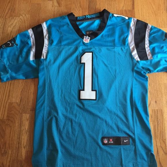sale retailer c8dc8 505f2 cam newton jersey stitched