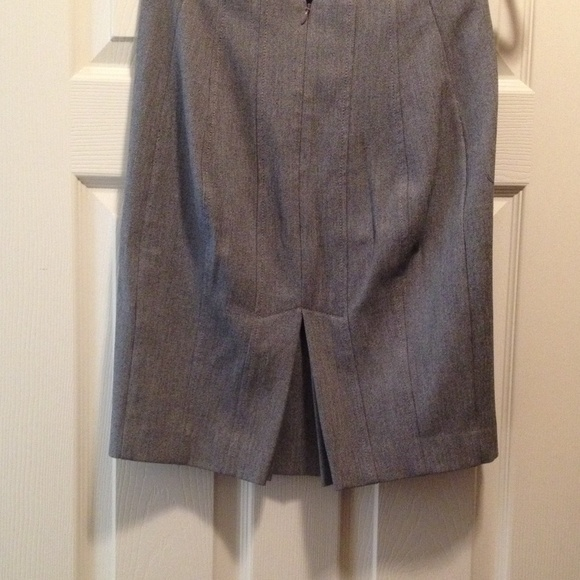 93 express dresses skirts gray high waisted