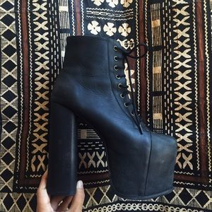 Jeffrey Campbell Shoes - Jeffery Campbell Big Lita