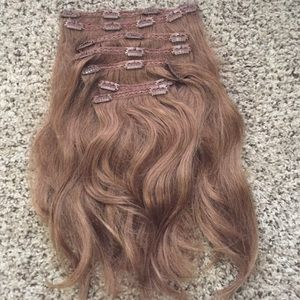 63 off other ash brown bellami hair extensions from