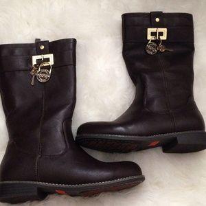Michael Kors boots!