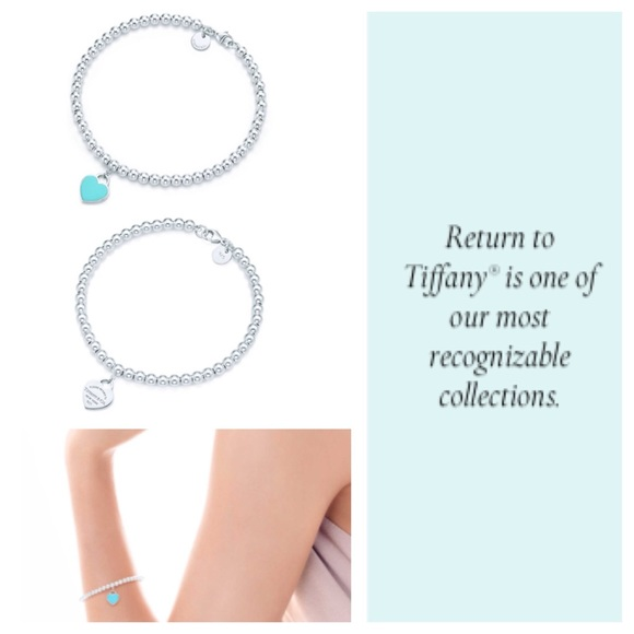 209b5d395 Return to Tiffany Bead Bracelet 💯authentic. M_55a17f2d4973b6053200561d