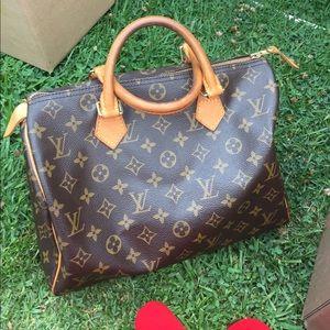 Louis Vuitton Handbags - Louis Vuitton Speedy Handbag