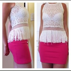 Pink Zara mini