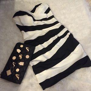 99%new dress!