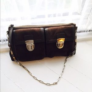 Brown Banana Republic bag