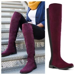 Unisa Boots - NEW Over the Knee Boots