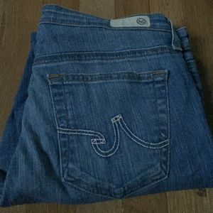 AG ( Adriano Goldschmied ) JEANS