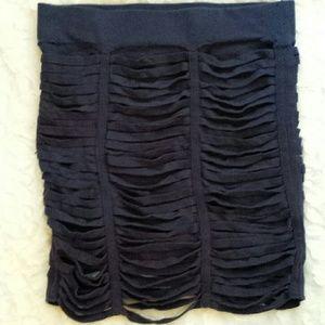 BCBG GENERATION  Chandelier Overlay Skirt