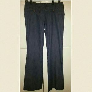 mandee Pants - VERY SEXY LOW WAIST BOOTS CUT DENIM PANTS -7..NWOT