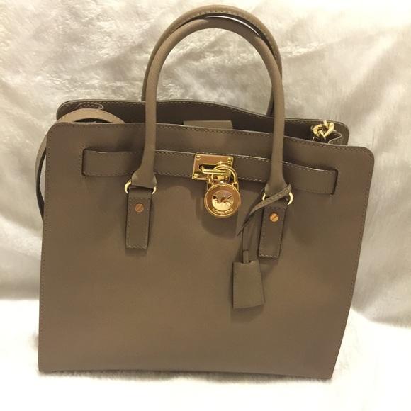 2e026beca Buy michael kors hamilton large saffiano leather tote > OFF64 ...