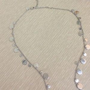 Lia Sophia Jewelry - Silver Reflection Lia Sophia Necklace