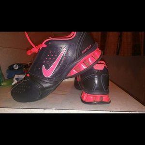 NikeREAX running shoes