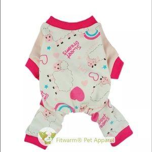 dog pajamas dog clothing puppy s first christmas tee shirt and dog bow