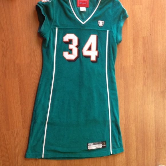 new products 3af0d be0a3 Miami Dolphins Terry dress