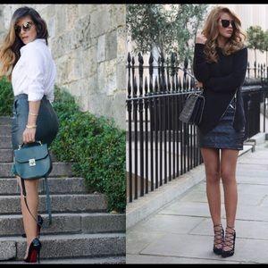 Rock & Republic Dresses & Skirts - NWT😍Rock & Republic black gorgeous skirt.