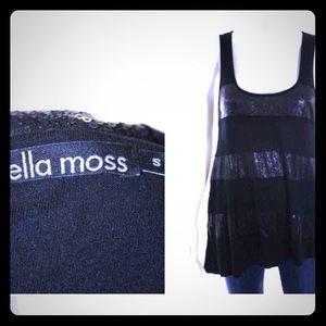 Ella Moss Tops - ELLA MOSS TUNIC TOP