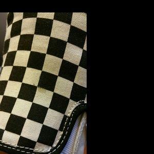 Furgoni Slittamento Classico Su Scarpe Nera Mostra Bianco TqcVNl