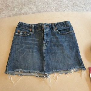 Other - Jean skirt