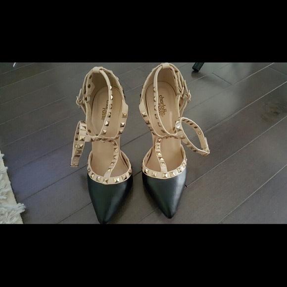 Charlotte Russe Shoes - Charlotte Russe heels