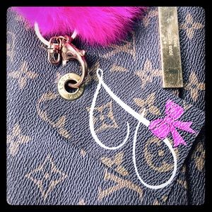 Louis Vuitton Accessories - Authentic Handmade LV Charm