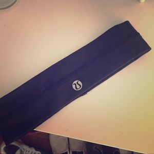 Lulu lemon headband