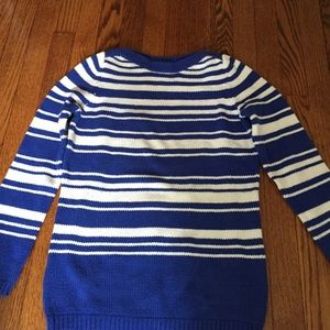 Joe Fresh stripped sweater