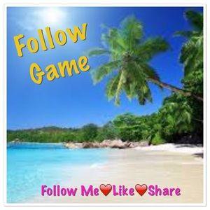 Follow Me!!!  Like and Share!!