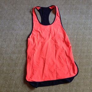 lululemon athletica Tops - Lululemon Top with Sports Bra Clips