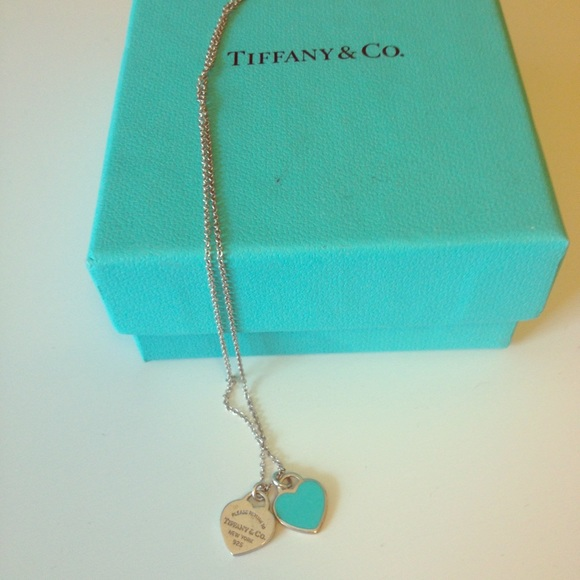 33404ea34 Return to Tiffany mini double heart tag pendant. M_55a2c36472c9c5562600aaa4