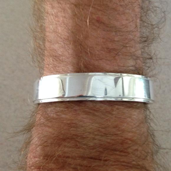 8344180de Tiffany & Co. Accessories   Tiffanyco Metropolis 925 Sterling Mens ...