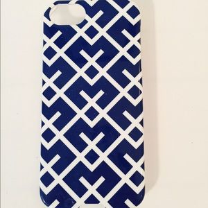 Blue & White Nautical iPhone 5 Case