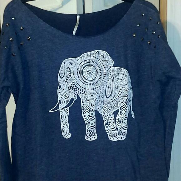 3ba8876bc01ac Ivory Ella Sweaters - Ivory Ella Elephant Inspired Sweater