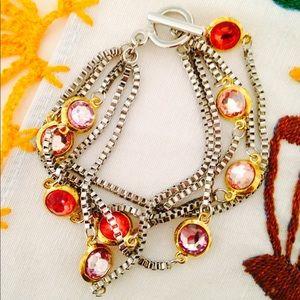 Jewelry - NWOT multicolor bracelet 🎉2xHP🎉