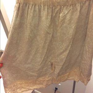 82% off Madewell Dresses & Skirts