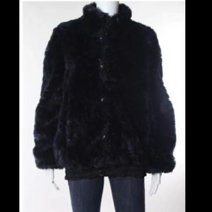 Marc by Marc Jacobs Jackets & Blazers - Marc by Marc Jacobs faux fur jacket coat sz XS