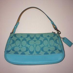7dc589f813 ... ireland coach bags turquoise small coach purse 63c29 b2626