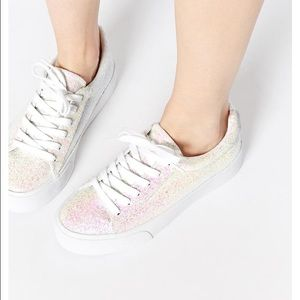 ASOS Lace Up Trainers