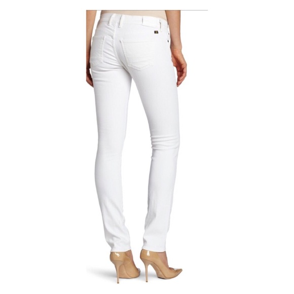 Lucky Brand - •SOLD• Lucky Brand• {Sweet'n straight} white jeans ...