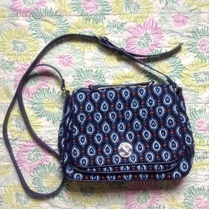 Vera Bradley Handbags - NWT Marrakesh Motif Turn Lock Crossbody